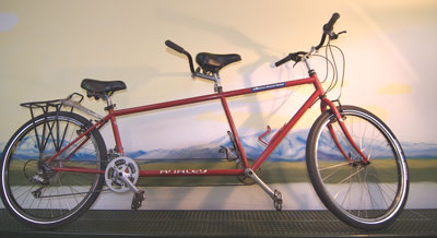 Alaska Bike Rentals Anchorage