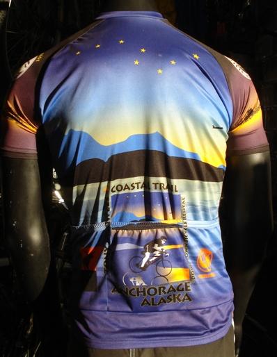 Alaskan Bike Jerseys Alaska Cycling Jerseys Alaska Bike Jersey